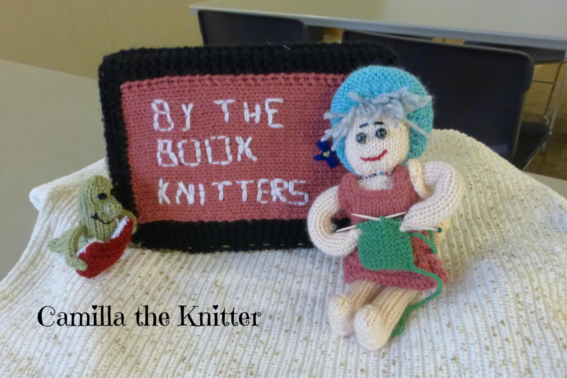 by the book Camilla Knitter