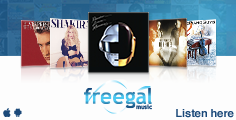 Freegal Music Website Button