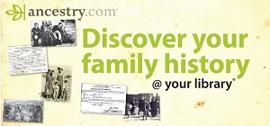 Ancestry.com website
