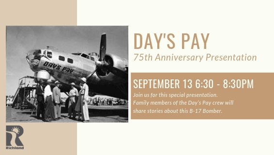 Day's Pay event