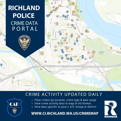 Image of RPD Crime Map