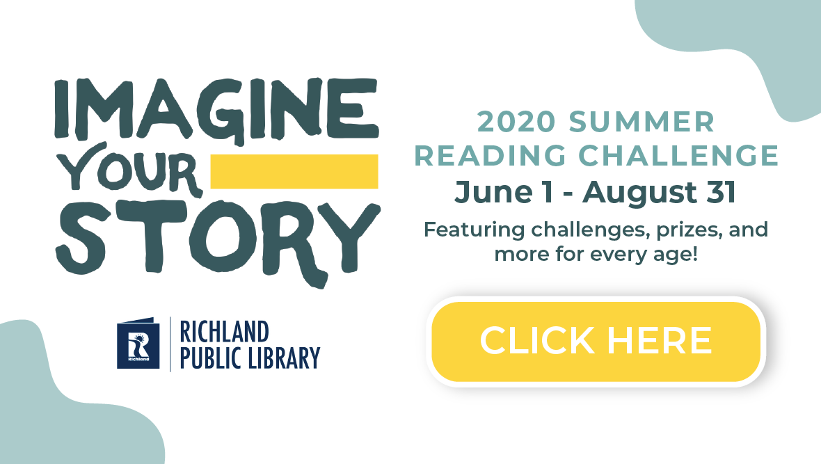 Imagine Your Story Summer Reading Program Click Here
